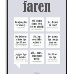 FarsDags-plakat