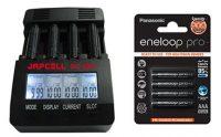 PanasonicEneloopPro-batteri-oplader